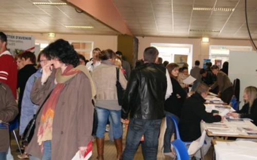 Salon du 26 octobre 2011 - Vue d'ensemble